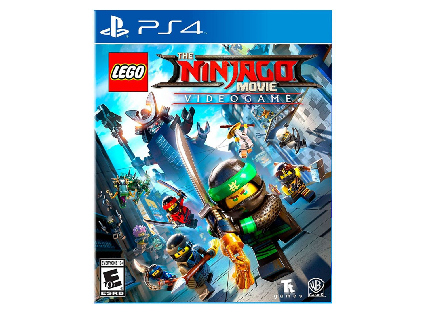 Juego Ps4 The Lego Ninjago Movie Video Game Juegos Ps4 Y Vr Paris